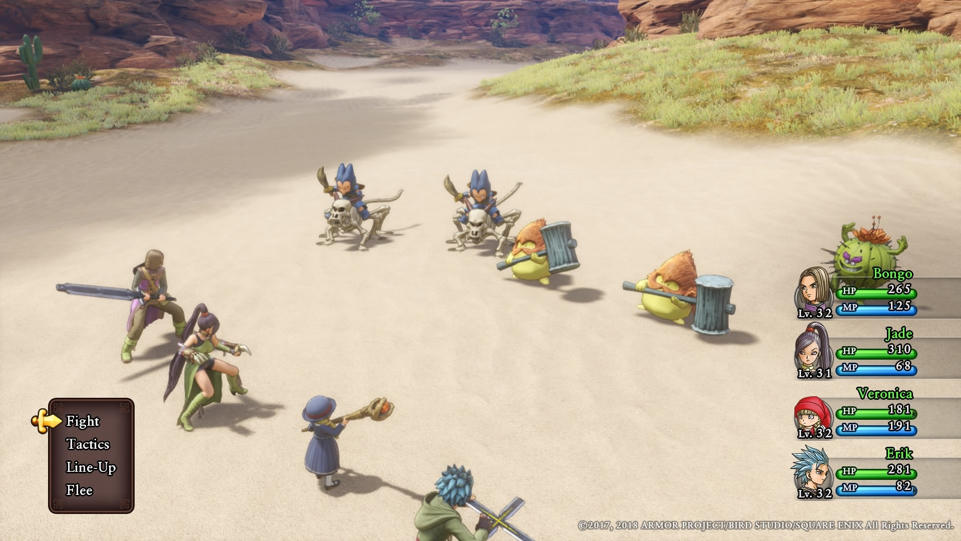 Dragon Quest Xi Echoes Of An Elusive Age Review Ever The Same
