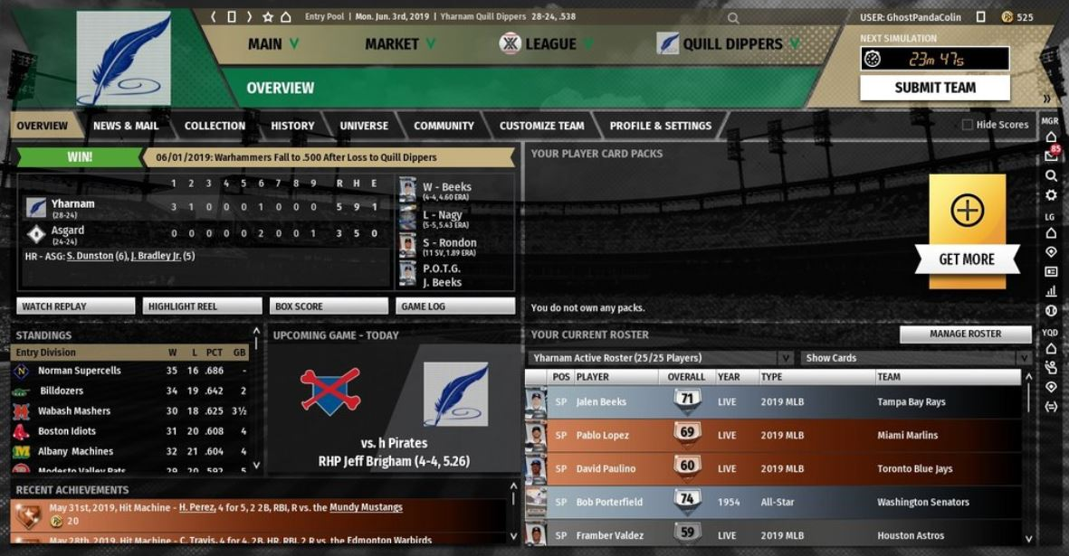 Out Of The Park Baseball 20 Review Team Control Without The