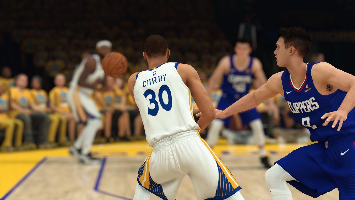 5cd43ff0ebc NBA 2K19  Our 2019 NBA Playoffs simulation - Page 2