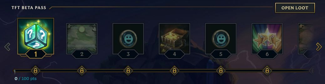 TFT Beta Pass V 2 now live: How to earn all of the rewards