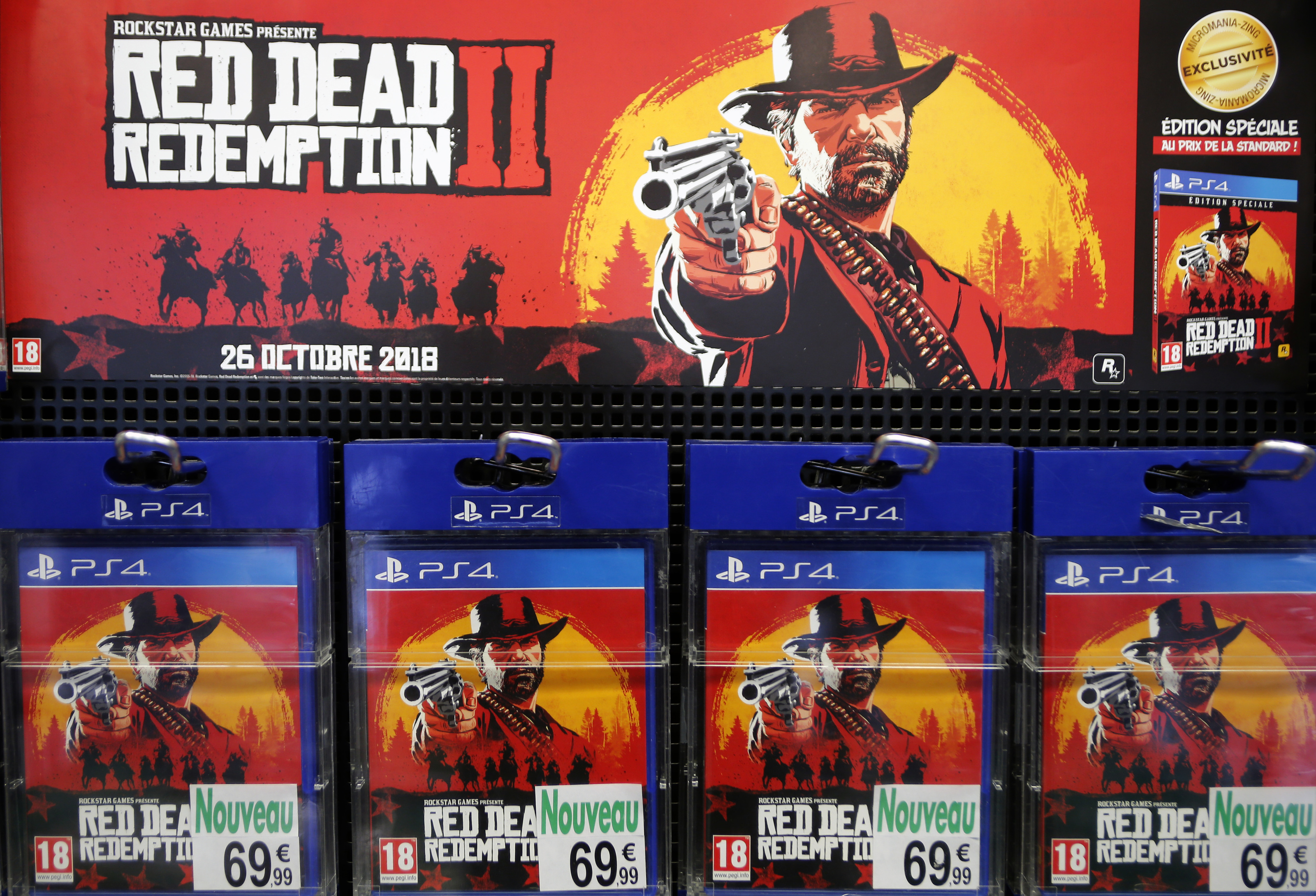 Red Dead Redemption 2's Hot Coffee mod has been removed