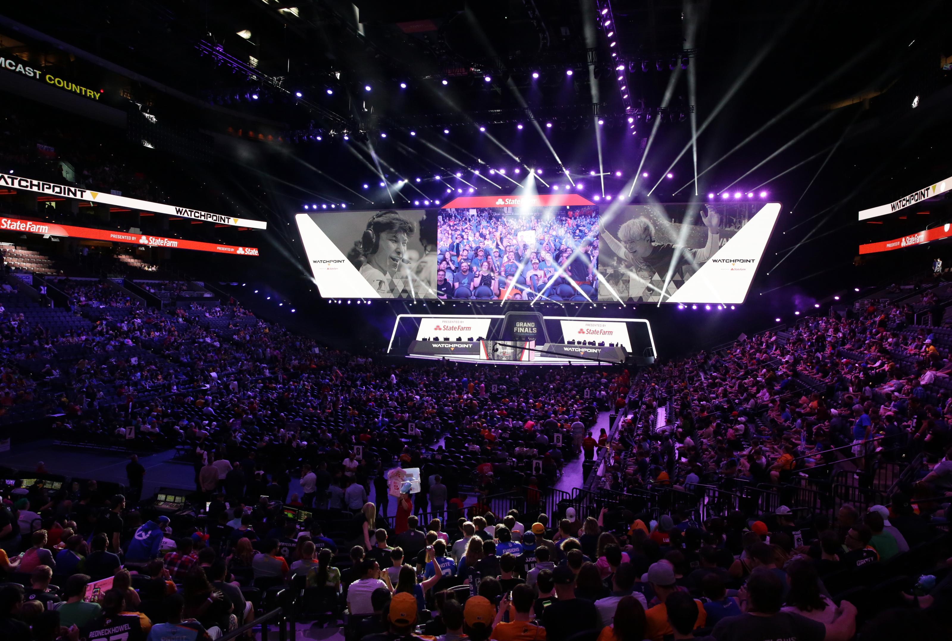 Coronavirus worries are starting to impact the gaming industry
