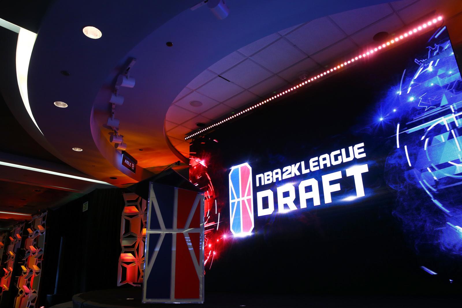 NBA 2K League: Wizards District Gaming select John 'JBM' Mascone at no.1